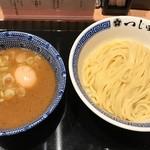 76773246 - 濃厚味玉つけ麺