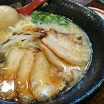ラーメン 龍の家 - こく味スペシャル 1050円
