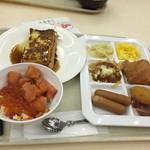 新富良野プリンスホテル - 料理写真:和洋折衷なんだそりゃ。 食べたいものを食べる!!