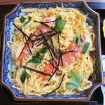 文殊 - 料理写真:文殊ちらし寿司Set