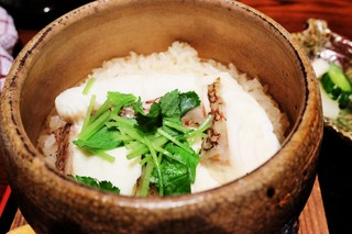 いちねん - 鯛の土鍋ご飯