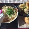 讃岐うどん 一の茶屋 - 料理写真:うどんランチ