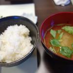 栞   - 食事