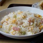 久米食堂 - チャーハン