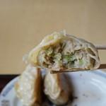 久米食堂 - 具材ギッシリ