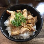 76784433 - ランチ鶏肉丼(150円)