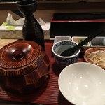 北浜あなごや 日本酒と酒肴 - ひつまぶし