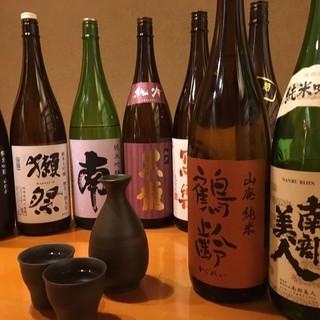 今月のオススメの日本酒はこの2つ!