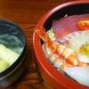 一休 - 料理写真:ちらし寿司