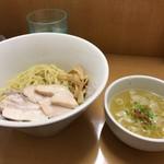 錦太朗 - 料理写真:塩つけ麺