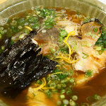 華ぶさ - 甘鯛の出汁素麺