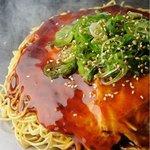 焼くんじゃ - 料理写真:肉玉【そばorうどん】¥720
