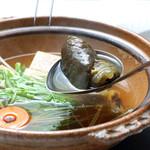 CEREZO - すっぽ鍋・スッポン雑炊」