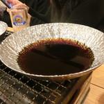 丸善水産 - 鯖しゃぶの鍋