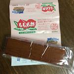 新潟ふるさと村 - 『もも太郎カステラ』756円