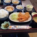 かさおか食堂 - 料理写真: