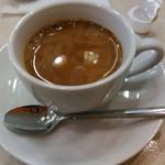 菊屋食堂 - ホットコーヒー