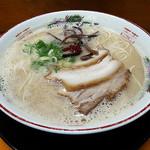 虎と龍 たっちゃん - 久留米の龍とんこつラーメン