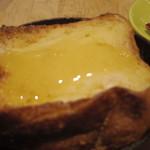 パンとエスプレッソと 南森町交差点 - フレンチトースト