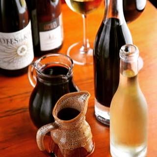 常時50種類以上も取り揃えるフランスワイン