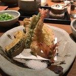 76797779 - 季節の野菜の天ぷら。揚げ物も超高レベルなのが素晴らしいです。