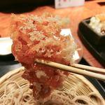 紗羅餐 - 桜海老かき揚げ