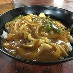 大名そば - カレー丼