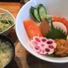 松葉寿し - 料理写真:北海丼\1500(17-11)