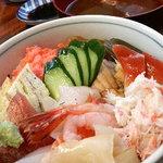 千福鮨 - ランチ(ちらし寿司)