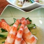 千福鮨 - えび酢