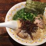 76800236 - ↑↓麺。。あ、ハイロウ麺