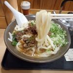 76800600 - かた麺で注文 2017.10