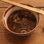 お遊食 おせん - 自家製赤味噌の豚汁