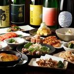 酒・蕎麦 田治 - 美味しいご宴会(イメージ写真)