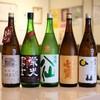 酒・蕎麦 田治 - 料理写真:飲み放題アップグレードでこれらも飲み放題