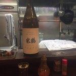 あさひ町スタンド - 米鶴(日本酒)