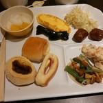 ホテルヴィアイン - 朝食【2017.11】