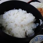 レストラン漁連 - ご飯