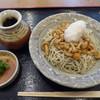 行仙 - 料理写真:なめこおろし蕎麦( 850円)_2017-11-10