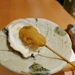 串幸 - 三陸産牡蠣