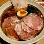 彩蓮 - チャーシュー麺(醤油)!