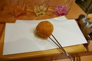 串幸 - スモークサーモンチーズ入り
