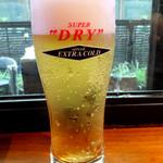 バル マルシェ コダマ - ドリンクをアルコール(赤ワイン・白ワイン・ビール)にすると500円