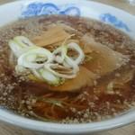 醤油家 おゝ田 - 料理写真:黒醤油のこってり