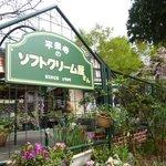 平泉寺のソフトクリーム屋さん - ソフトクリーム屋さん