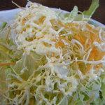 食事処 おしゃまんべ - 野菜アップ