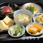 みよし - 季節の食材を使った人気メニュー『点心』
