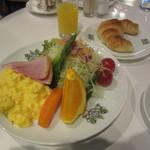 イノダコーヒ - 京の朝食 1380円