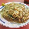 中華 ふるさと - 料理写真:肉焼きそば 800円