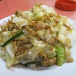 中華 ふるさと - パンチの効いた味の肉炒め
